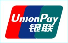 Paiement par Carte China UnionPay