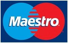 Paiement par Carte Maestro