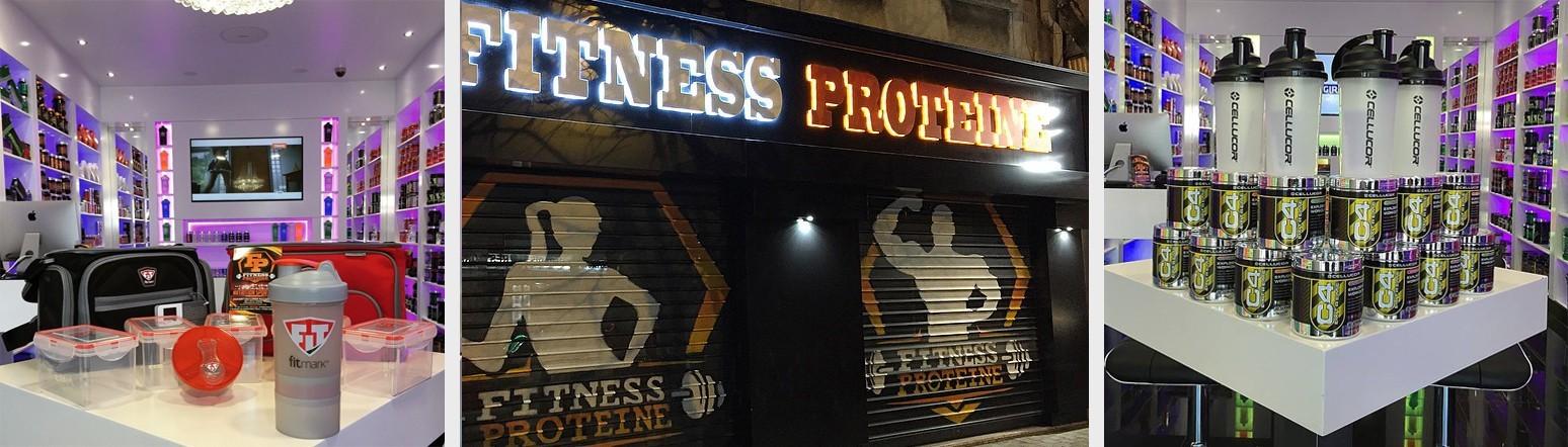 notre boutique Fitness Protéine vous représentez nos meilleurs produits et services